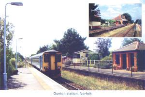 16 Gunton station