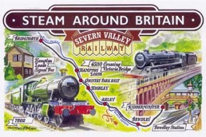 27 Severn Valley Railway