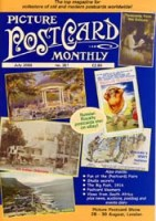 Picture Postcard Monthly - July 2008