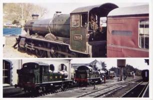 6 Minehead station