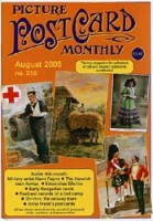 Picture Postcard Monthly - August 2005