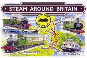 23 Paignton-Dartmouth Railway