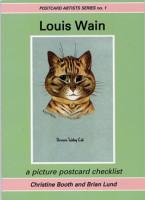 Postcard Artists Series no.1 Louis Wain