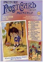 Picture Postcard Monthly - June 2006