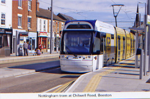 38. Chilwell Road, Beeston