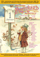 Picture Postcard Monthly - January 2014