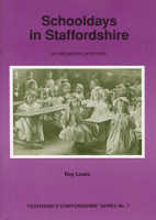 Schooldays in Staffordshire