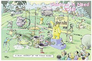 2012 Jungle Games – Rupert Besley