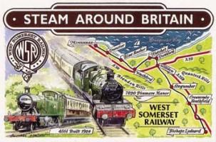 14 West Somerset Railway