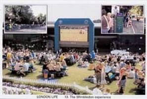13 The Wimbledon experience