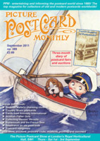 Picture Postcard Monthly – September 2011