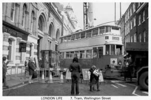 7 Tram, Wellington Street