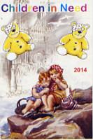 2014 design based on aa nash ww1 card