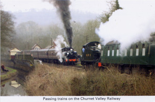 23 Churnet Valley Railway