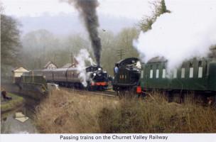 23 Churnet Valley Railway