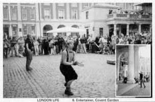6 Entertainer, Covent Garden