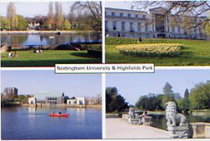 19 Nottingham University