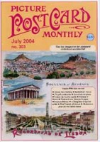 Picture Postcard Monthly - July 2004