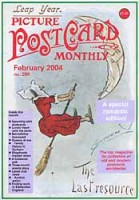 Picture Postcard Monthly - February 2004
