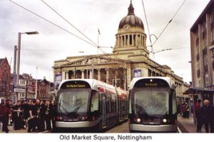 13 Old Market Square, Nottingham