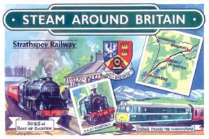 35 Strathspey Railway