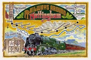 6 Nottingham-Derby.