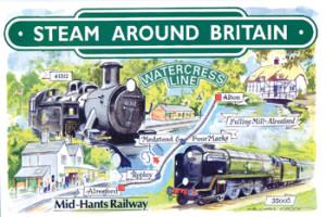 34. Mid-Hants Railway