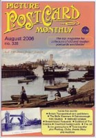 Picture Postcard Monthly - August 2006