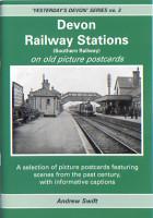 Devon Railway Stations - SR