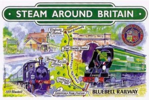 12 Bluebell Railway