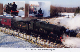 27 City of Truro at Ruddington