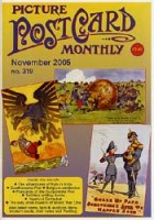 Picture Postcard Monthly - November 2005