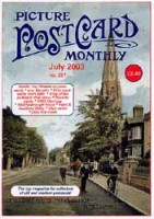 Picture Postcard Monthly - July 2003
