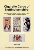 Cigarette Cards of Nottinghamshire
