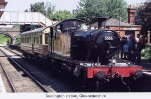 19 Toddington station