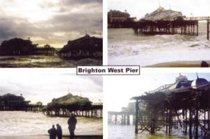 4.Brighton Pier Fire 2003