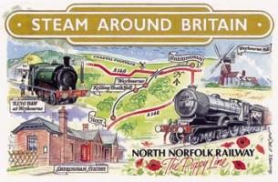 13 North Norfolk Railway