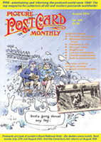 Picture Postcard Monthly - Aug 2014