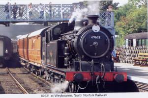 21 69621 at Weybourne