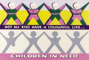 1992 Not all kids have a colourful life Frank Burridge