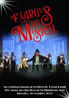 Feargus The Musical dvd