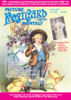 Picture Postcard Monthly - April 2013