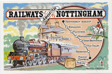 railways around Nottm 1