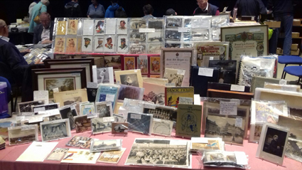 Nottingham Postcard Fair