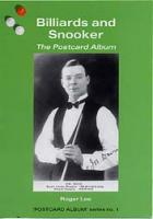 Billiards & Snooker on old postcards