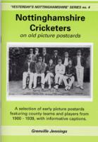 Nottinghamshire Cricketers