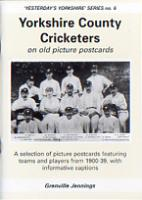 Yorkshire County Cricketers