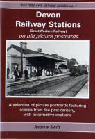 Devon Railway Stations - GWR