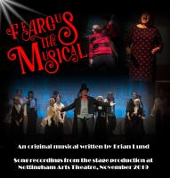 Feargus The Musical cd