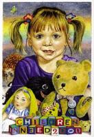 2000 Girl, Teddy Bear & Doll Brian Partridge